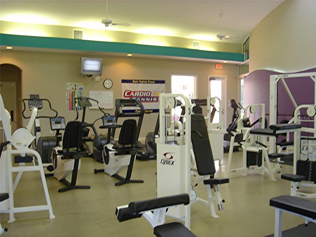 Fitness Center - Single Family Home for sale at 112 Big Pine Ln, Punta Gorda, FL 33955 - MLS Number is C7228044