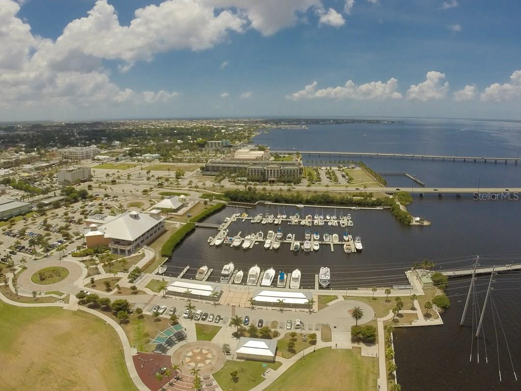 Laishley Marina and Park is also host to many events - Vacant Land for sale at 2280 Palm Tree Dr, Punta Gorda, FL 33950 - MLS Number is C7232729