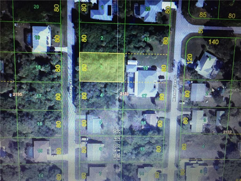 Vacant Land for sale at 4074 Kinney St, Port Charlotte, FL 33948 - MLS Number is C7233234