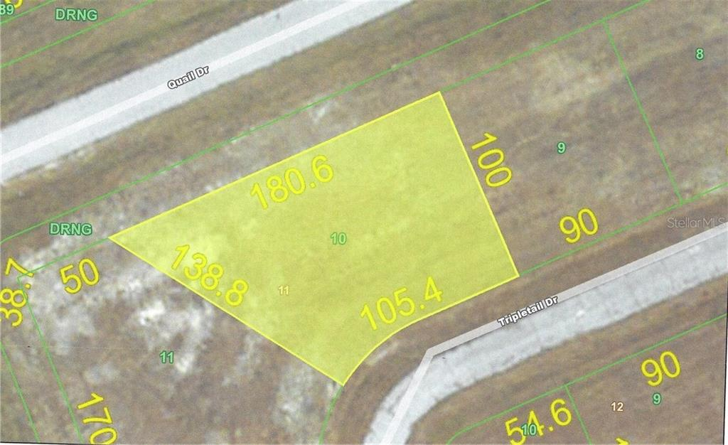 Vacant Land for sale at 12293 Tripletail Dr, Placida, FL 33946 - MLS Number is C7233747