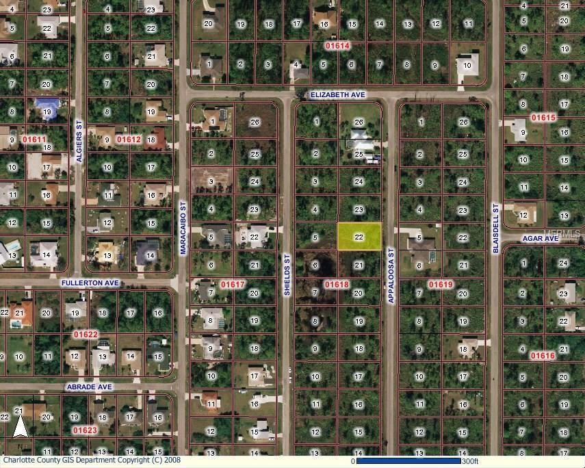 Vacant Land for sale at 1407 & 1399 Appaloosa St, Port Charlotte, FL 33980 - MLS Number is C7234293