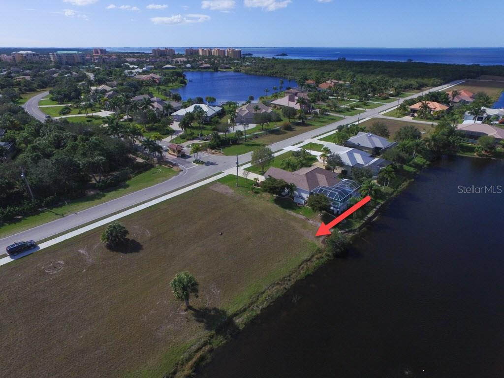 GREAT lot in Burnt Stoke Lakes - Vacant Land for sale at 24020 Vincent Ave, Punta Gorda, FL 33955 - MLS Number is C7234389