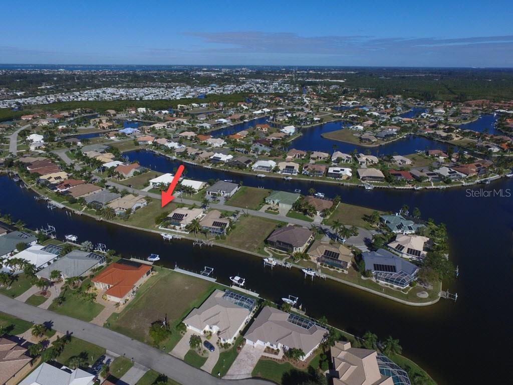 Beautiful Burnt Store Isles Lot. - Vacant Land for sale at 543 Andora Dr, Punta Gorda, FL 33950 - MLS Number is C7234405