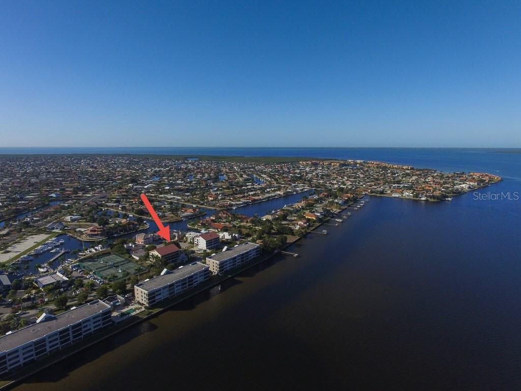 Incredible location on the most magnificent street in all of Punta Gorda Isles - Jamaica Way! - Condo for sale at 1765 Jamaica Way #302, Punta Gorda, FL 33950 - MLS Number is C7234643