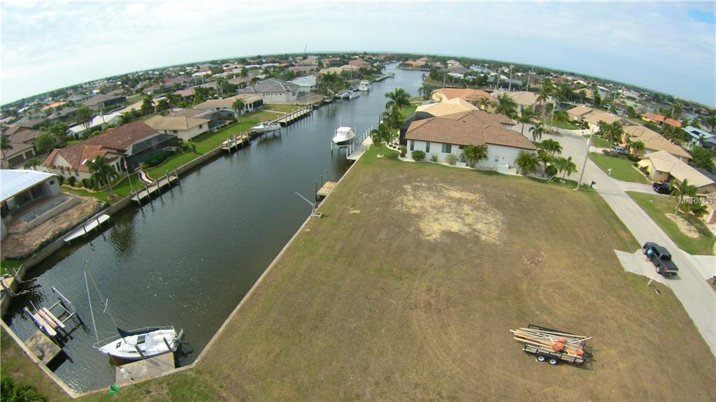 Vacant Land for sale at 2511 Rio Largo Ct, Punta Gorda, FL 33950 - MLS Number is C7235119