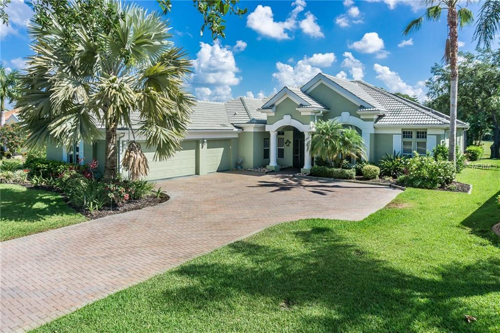 Single Family Home for sale at 1628 Palmetto Palm Way, North Port, FL 34288 - MLS Number is C7239564