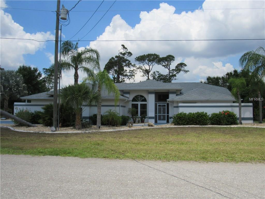 Single Family Home for sale at 179 Purus St, Punta Gorda, FL 33983 - MLS Number is C7239571