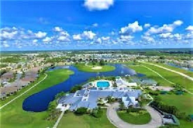 Overview of Community - Villa for sale at 1912 Knights Bridge Trl, Port Charlotte, FL 33980 - MLS Number is C7239595
