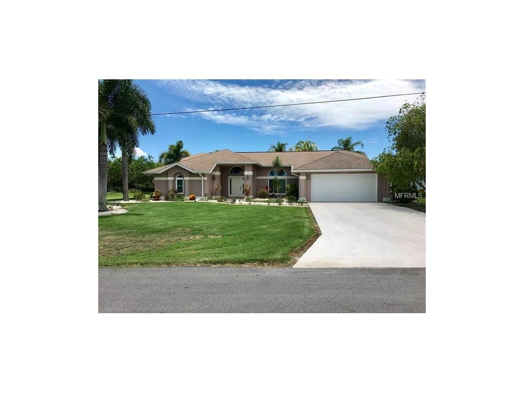 Fantastic lakefront home! - Single Family Home for sale at 2175 Onondaga Ln, Punta Gorda, FL 33983 - MLS Number is C7240502