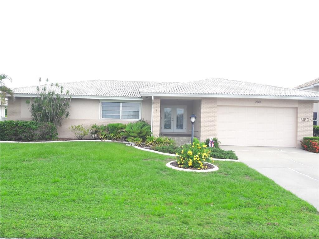 Single Family Home for sale at 2301 Via Venice, Punta Gorda, FL 33950 - MLS Number is C7241574