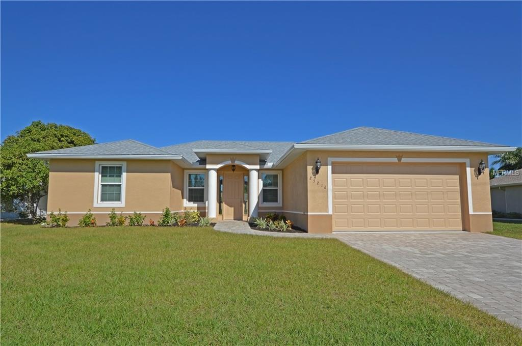 Single Family Home for sale at 25216 Bolivar Dr, Punta Gorda, FL 33983 - MLS Number is C7243598