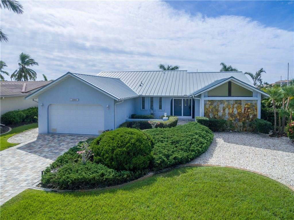PGI Sailboat access 3/2/2 pool home only minutes to Charlotte Harbor through Ponce Inlet leading to the Gulf of Mexico - Single Family Home for sale at 2601 Parisian Ct, Punta Gorda, FL 33950 - MLS Number is C7244389