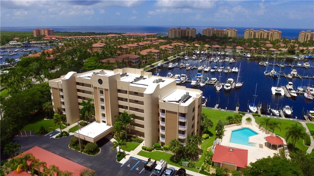 Condo for sale at 3020 Matecumbe Key Rd #401, Punta Gorda, FL 33955 - MLS Number is C7245438