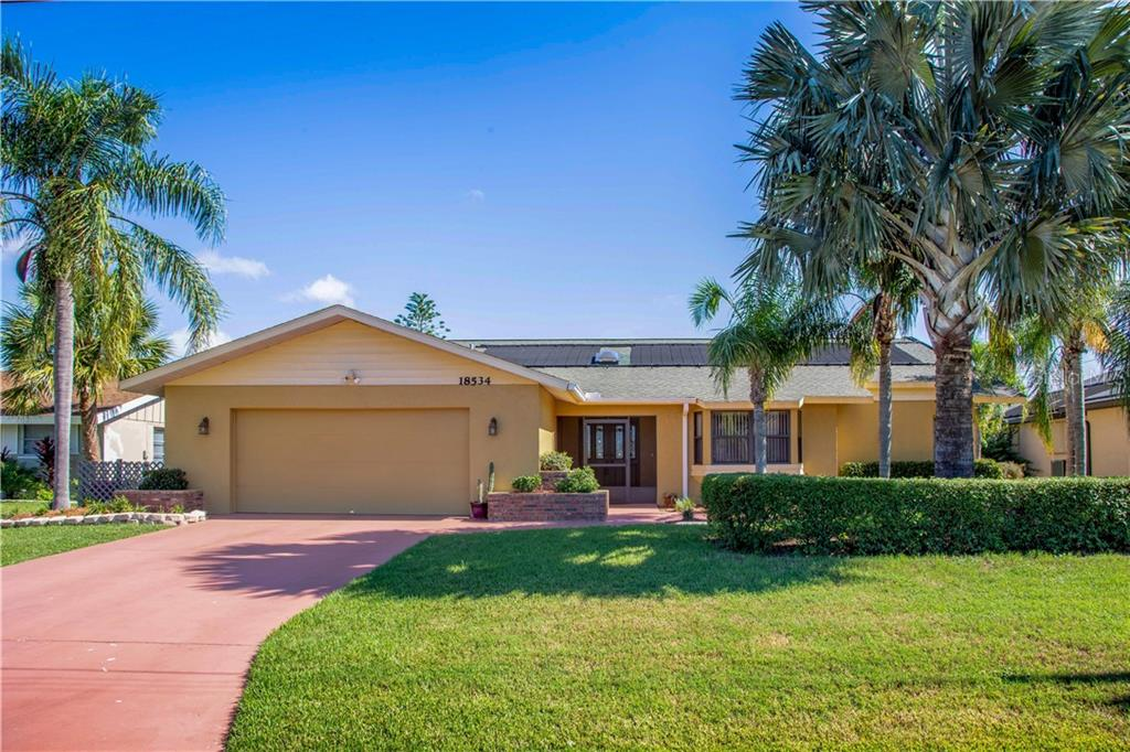 Elevation Cert - Single Family Home for sale at 18534 Briggs Cir, Port Charlotte, FL 33948 - MLS Number is C7246370