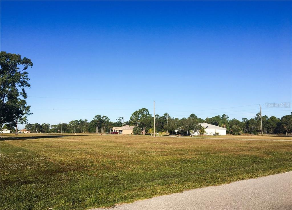 New Attachment - Vacant Land for sale at 16039 Ortega Dr, Punta Gorda, FL 33955 - MLS Number is C7246733