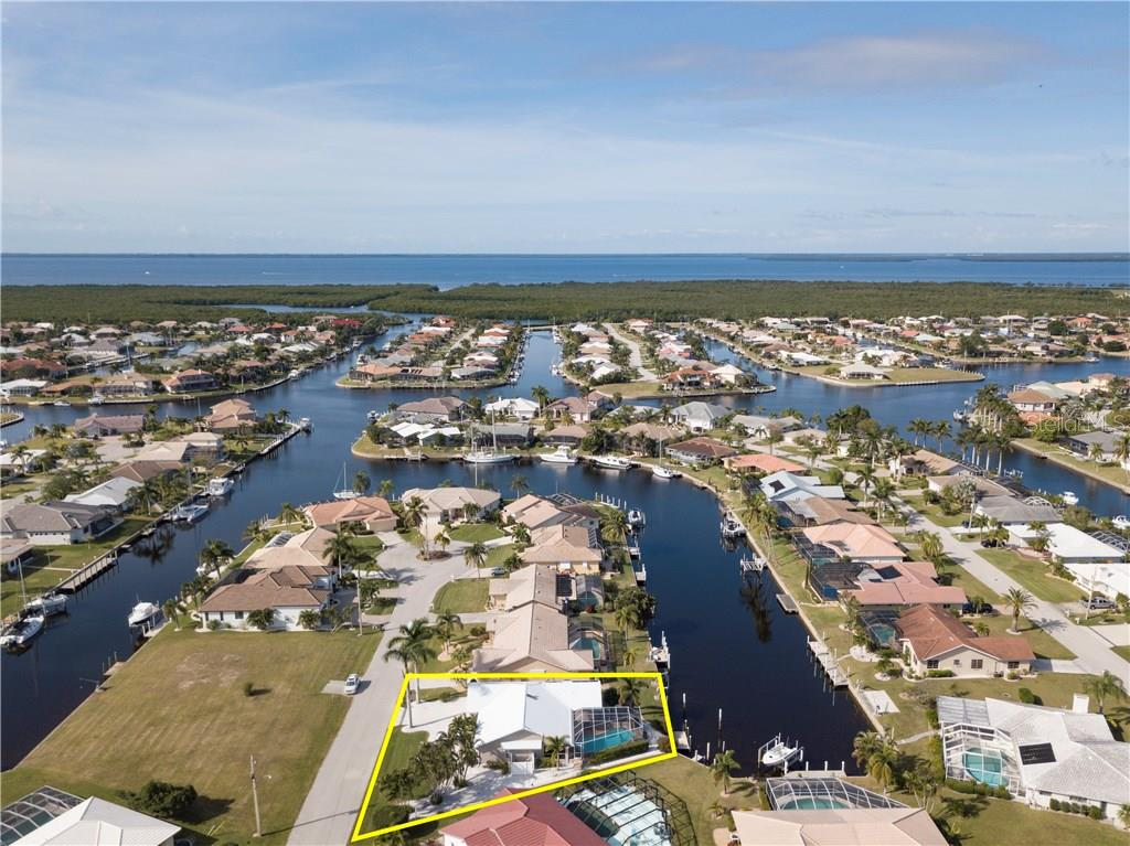 Seller's Disclosure - Single Family Home for sale at 2510 Rio Largo Ct, Punta Gorda, FL 33950 - MLS Number is C7246934