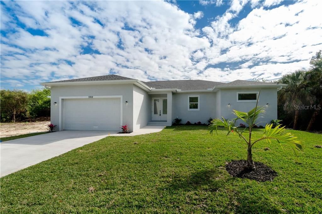 Feature Sheet - Single Family Home for sale at 3302 Palm Dr, Punta Gorda, FL 33950 - MLS Number is C7247251