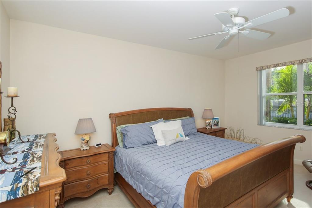 Master suite complete with sliding glass doors that open to the lanai, huge walk-in closet, private bath and generous linen storage. - Condo for sale at 3392 Sunset Key Cir #b, Punta Gorda, FL 33955 - MLS Number is C7249092