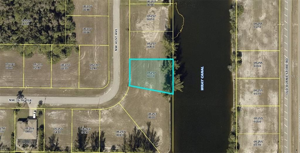 Vacant Land for sale at 1627 Nw 41st Ave, Cape Coral, FL 33993 - MLS Number is C7250399
