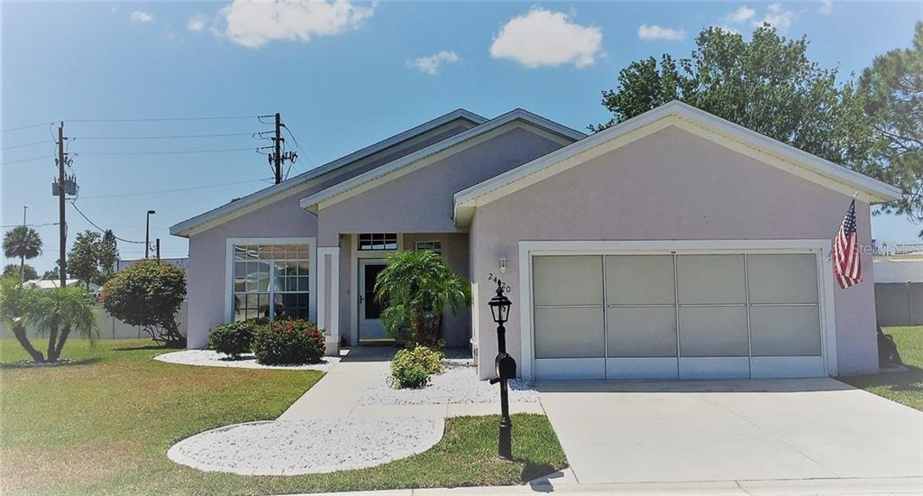 55+ Addendum - Single Family Home for sale at 24120 Buckingham Way, Port Charlotte, FL 33980 - MLS Number is C7400090