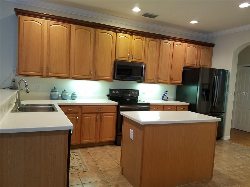 There is an under the counter water filtration system for drinking water. - Single Family Home for sale at 2752 Suncoast Lakes Blvd, Punta Gorda, FL 33980 - MLS Number is C7402671