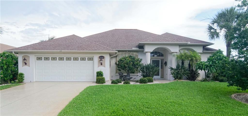 Welcome Home!  9199 Key West Street.  Newport Homes Majestic Plus Model.  2550 Living area. - Single Family Home for sale at 9199 Key West St, Port Charlotte, FL 33981 - MLS Number is C7403206