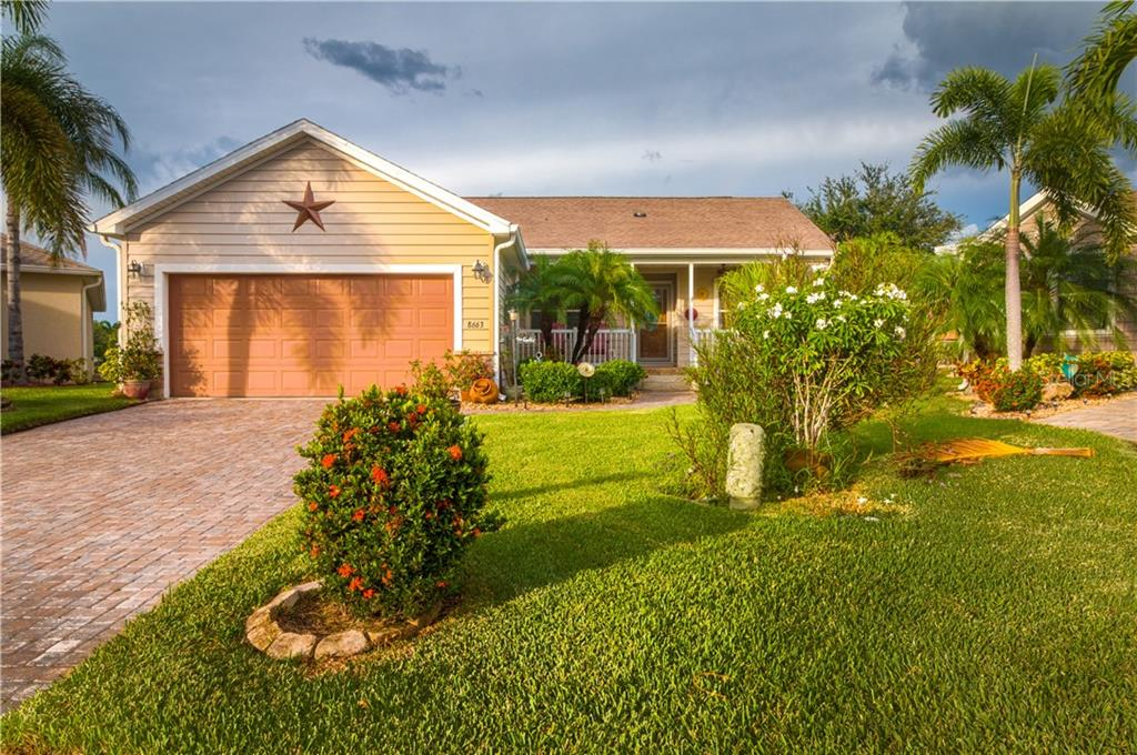 New Supplement - Single Family Home for sale at 8663 Lake Front Ct, Punta Gorda, FL 33950 - MLS Number is C7403960