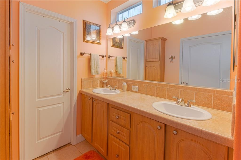 Master bathroom - Single Family Home for sale at 8663 Lake Front Ct, Punta Gorda, FL 33950 - MLS Number is C7403960