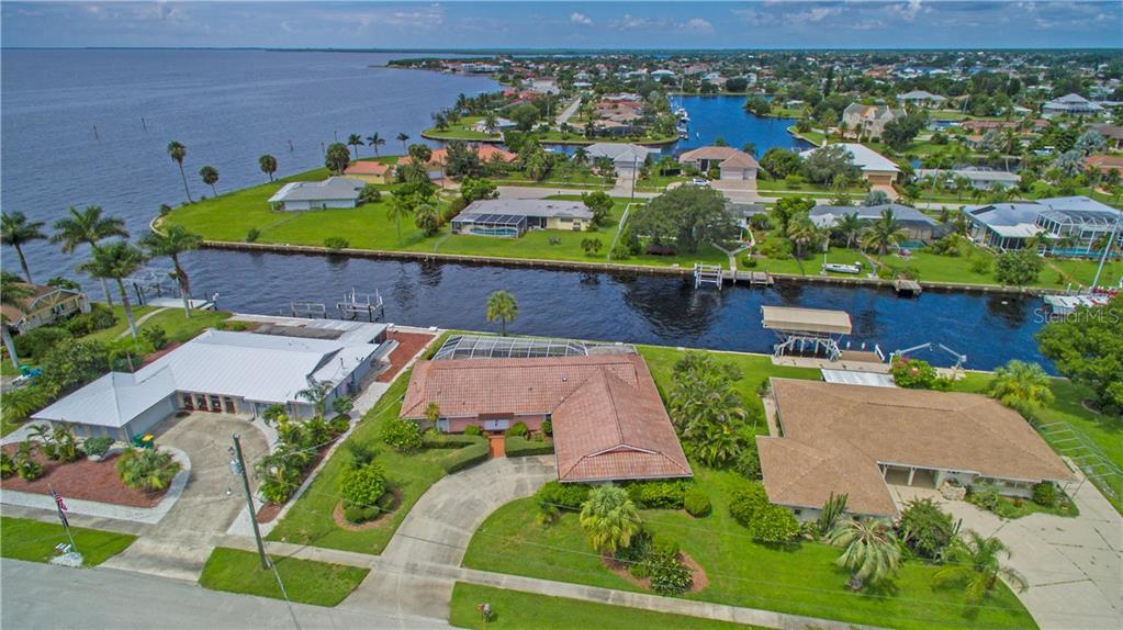 Seller's Property Disclosure - Single Family Home for sale at 4449 Crews Ct, Port Charlotte, FL 33952 - MLS Number is C7405049
