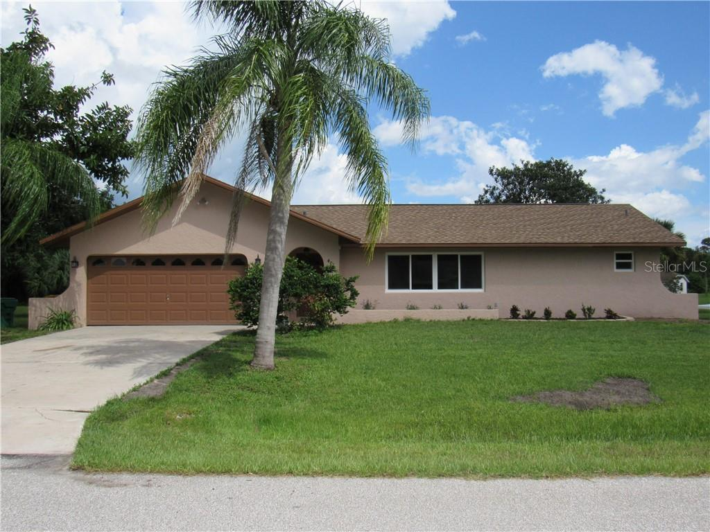 Seller Disclosure - Single Family Home for sale at 401 Cicero St Nw, Port Charlotte, FL 33948 - MLS Number is C7405717