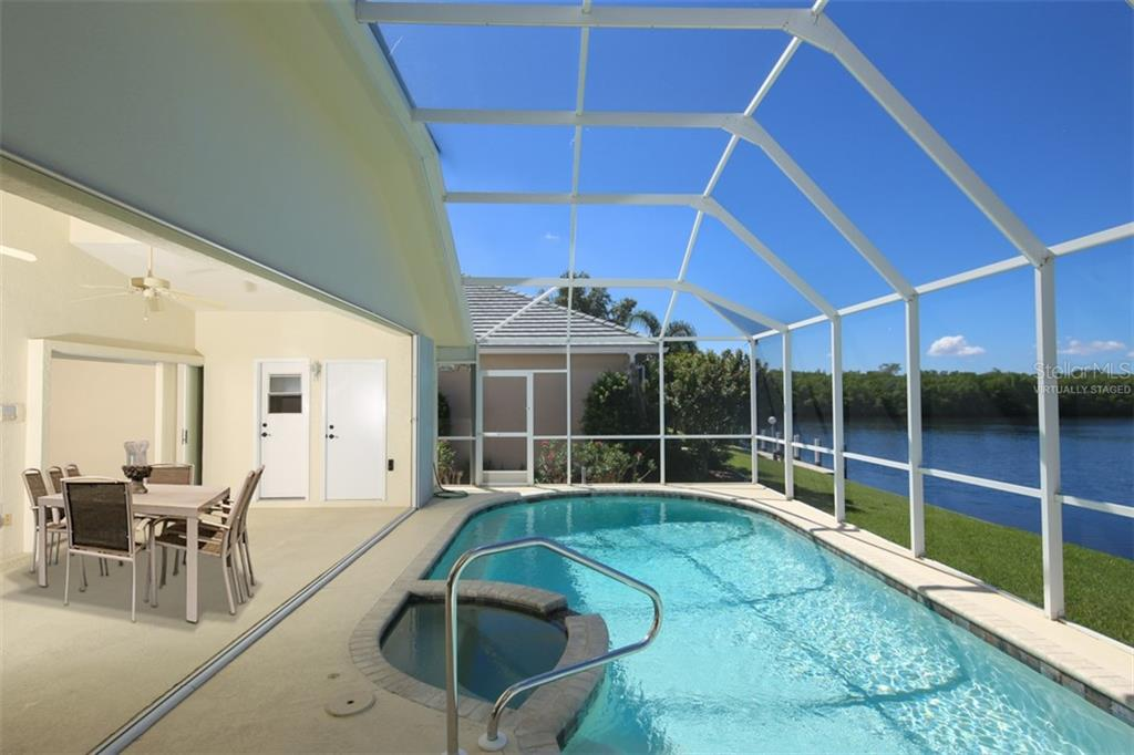 Virtually Staged - Single Family Home for sale at 3823 Bermuda Ct, Punta Gorda, FL 33950 - MLS Number is C7406833