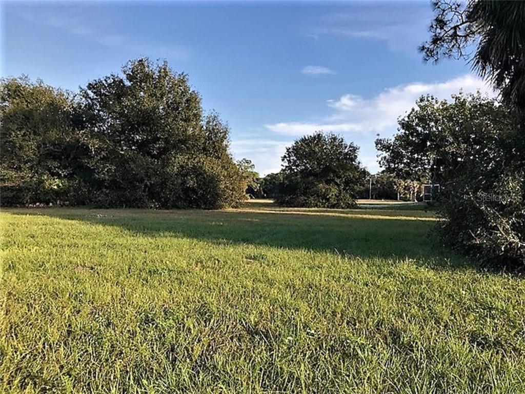 Lovely setting with back yard views of green space - Vacant Land for sale at 17012 Cape Horn Blvd, Punta Gorda, FL 33955 - MLS Number is C7408833