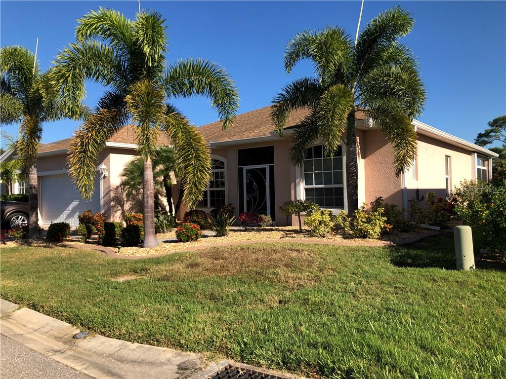 Stunning Front - Single Family Home for sale at 24380 Westgate Blvd, Port Charlotte, FL 33980 - MLS Number is C7408906