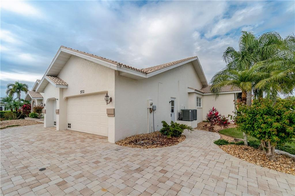 Single Family Home for sale at 572 Toulouse Dr, Punta Gorda, FL 33950 - MLS Number is C7411184