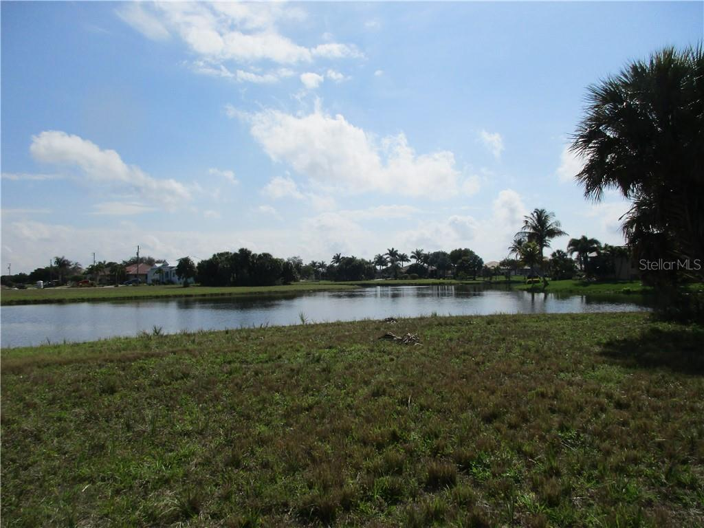 Picture relaxing in your private pool here - Vacant Land for sale at 16308 Cayman Ln, Punta Gorda, FL 33955 - MLS Number is C7413152