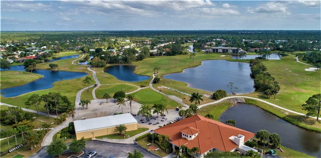 Burnt Store Linkside Golf Club offers a challenging Executive Course with (3) 9-hole courses. Play 1 or 2 or all 3. Great way to keep your game up. Courses are narrow with many water/sand hazards. - Condo for sale at 3461 Sunset Key Cir #102, Punta Gorda, FL 33955 - MLS Number is C7413196