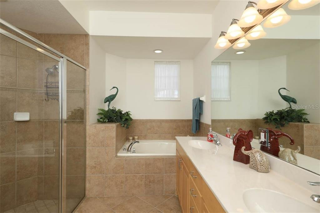 Double sink vanity - Condo for sale at 4643 Club Dr #102, Port Charlotte, FL 33953 - MLS Number is C7413207