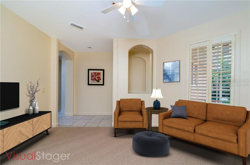 Virtually Staged - Condo for sale at 3328 Sunset Key Cir #D, Punta Gorda, FL 33955 - MLS Number is C7415862