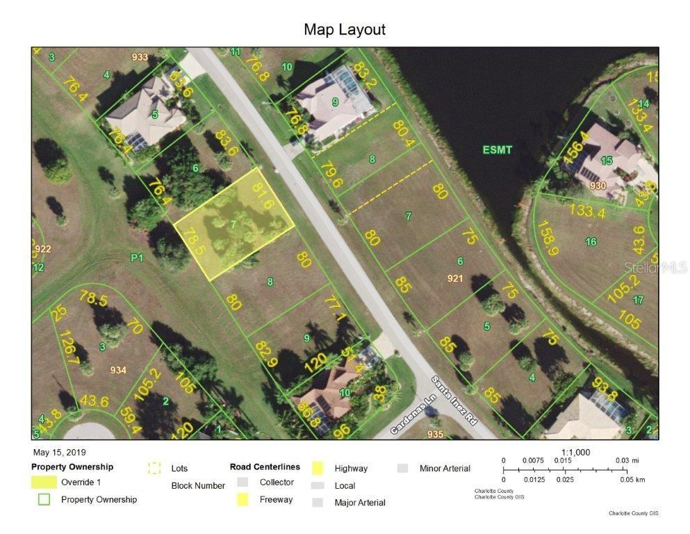 New Attachment - Vacant Land for sale at 24167 Santa Inez Rd, Punta Gorda, FL 33955 - MLS Number is C7416101