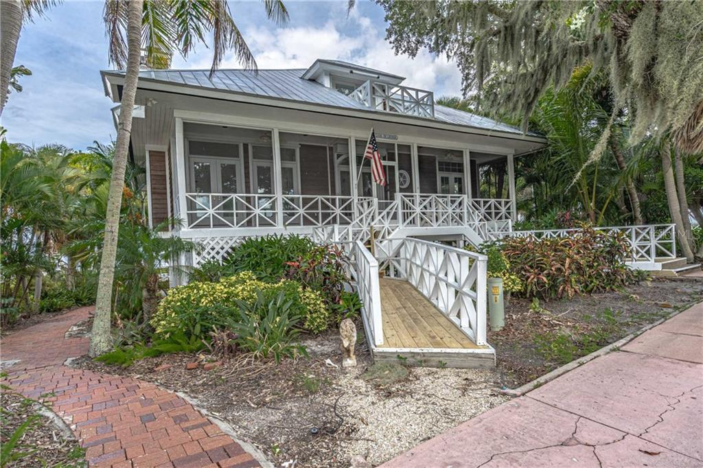 Community info - Single Family Home for sale at 124 Useppa Is, Captiva, FL 33924 - MLS Number is C7419408