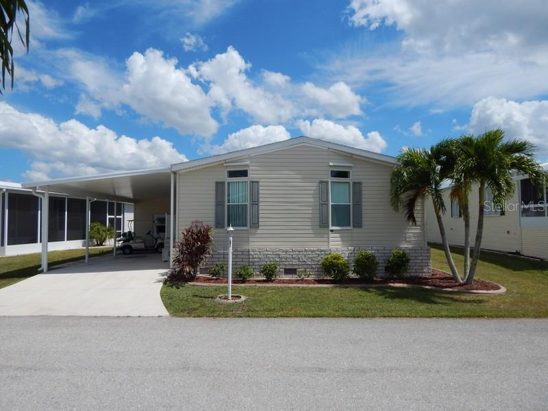 HOA disclosure - Manufactured Home for sale at 31 Freeman Ave, Punta Gorda, FL 33950 - MLS Number is C7420702
