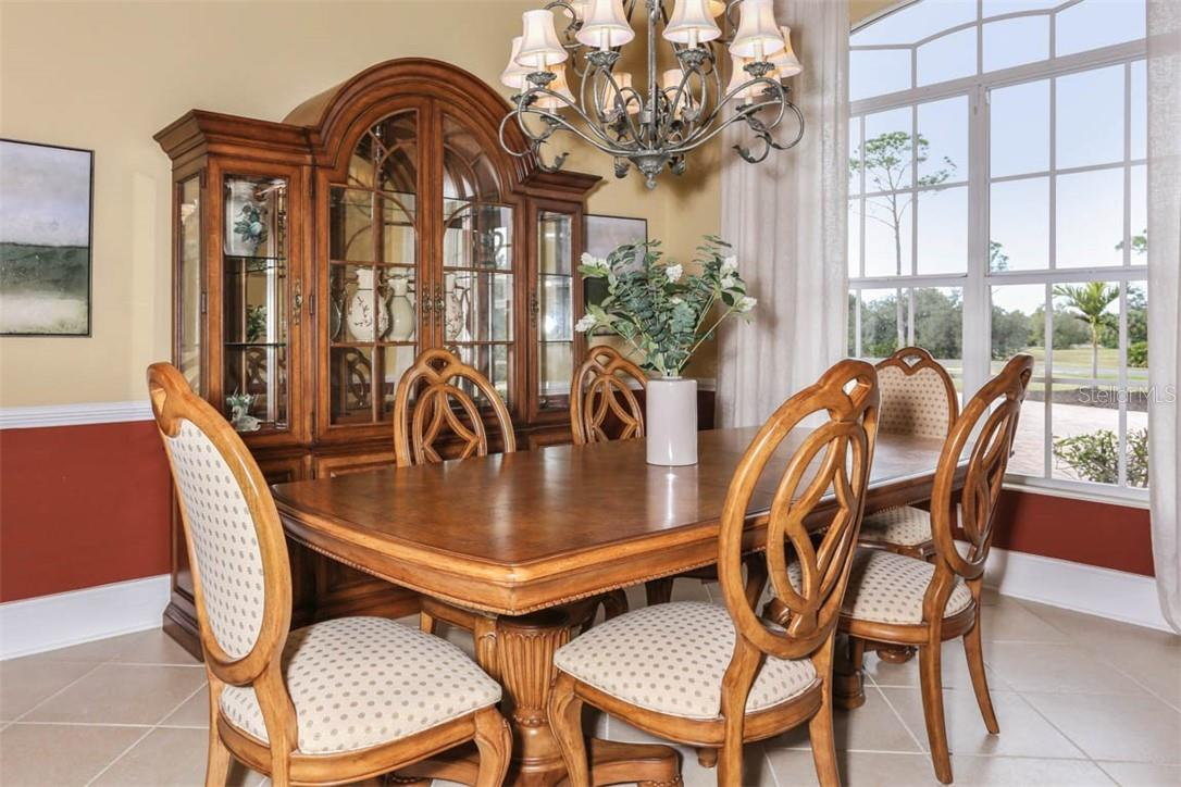 FORMAL DINING ROOM - Single Family Home for sale at 3700 Como St, Port Charlotte, FL 33948 - MLS Number is C7425275