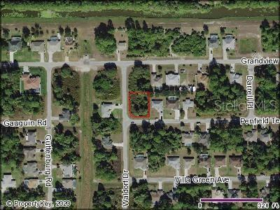 Vacant Land for sale at Penfield Ter, North Port, FL 34288 - MLS Number is C7427891