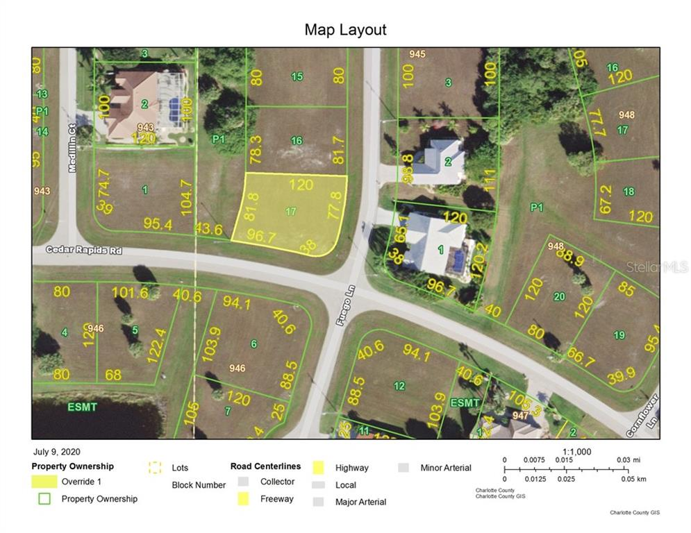 New Attachment - Vacant Land for sale at 17465 Fuego Ln, Punta Gorda, FL 33955 - MLS Number is C7430869