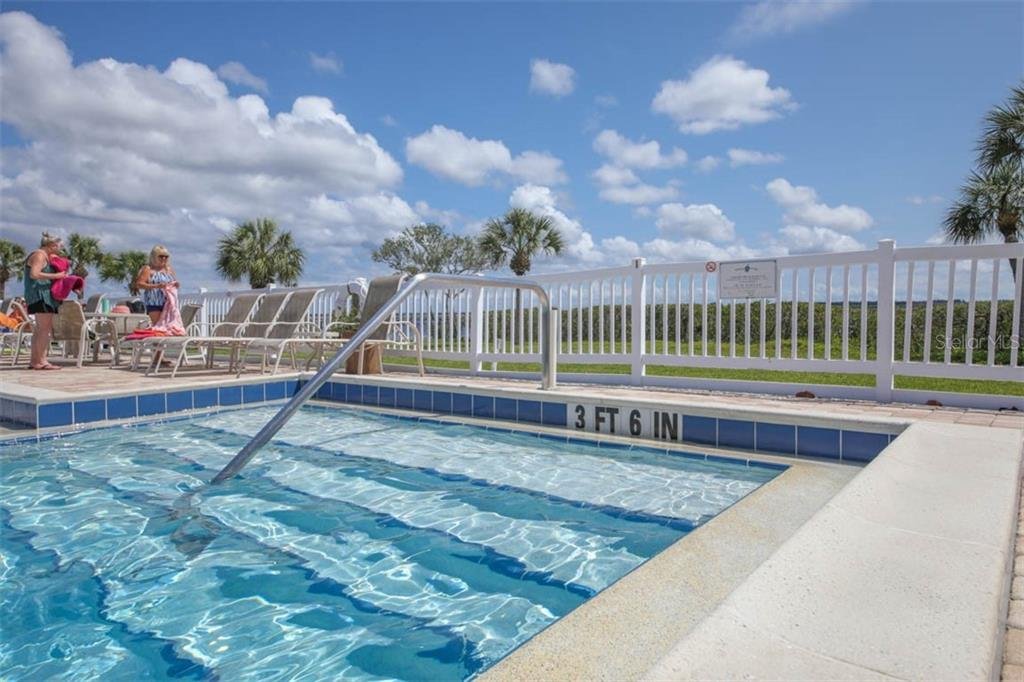 A heated community pool, tennis courts, fishing pier and community room are available for your enjoyment. This is also an attractive feature if you plan to lease the property (see condo docs). - Condo for sale at 4410 Warren Ave #511, Port Charlotte, FL 33953 - MLS Number is C7432222