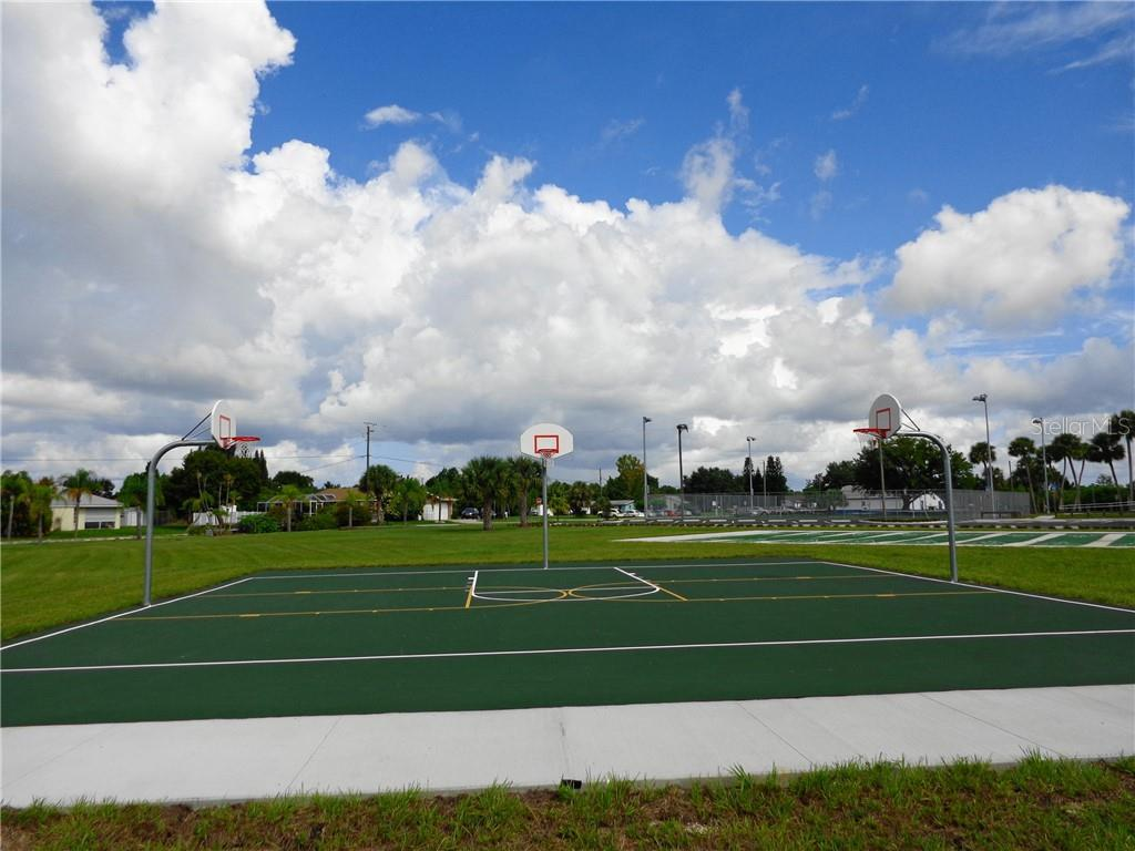 Basketball Court - Vacant Land for sale at 2297 Marcella Ter, Punta Gorda, FL 33983 - MLS Number is C7438527