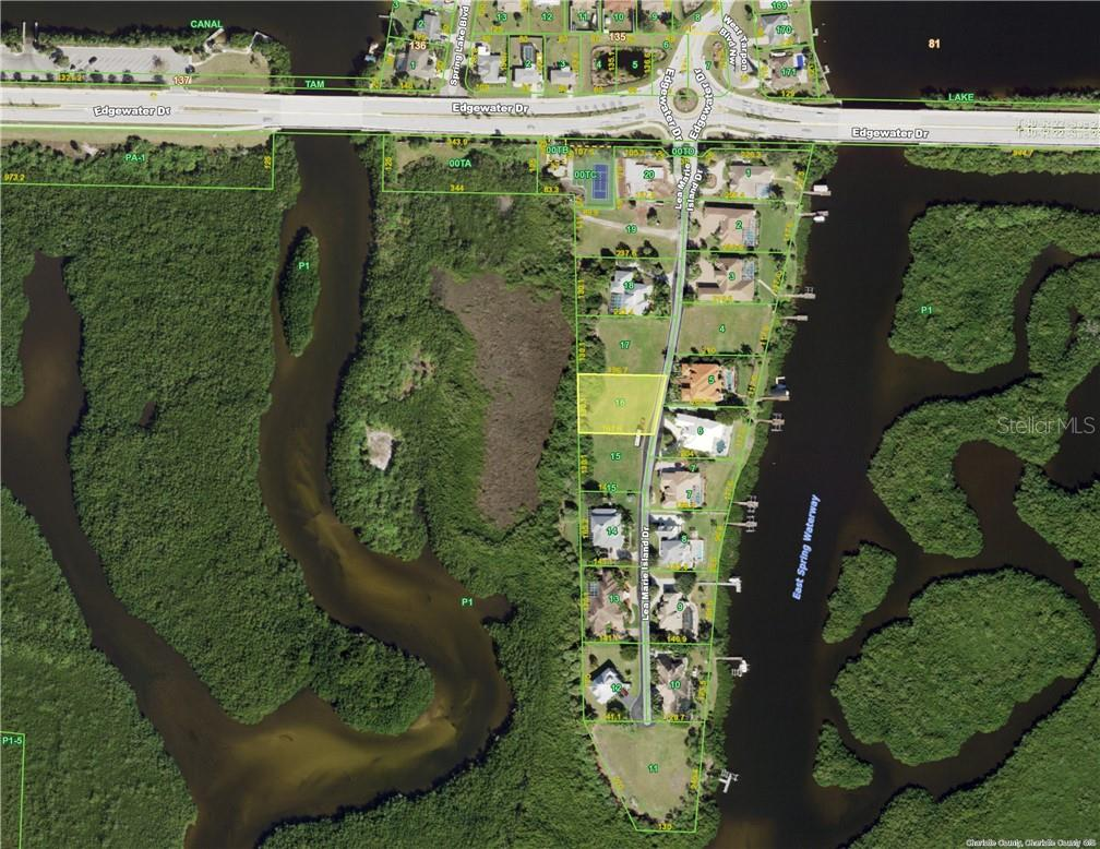 Vacant Land for sale at 4041 Lea Marie Island Dr, Port Charlotte, FL 33952 - MLS Number is C7440714