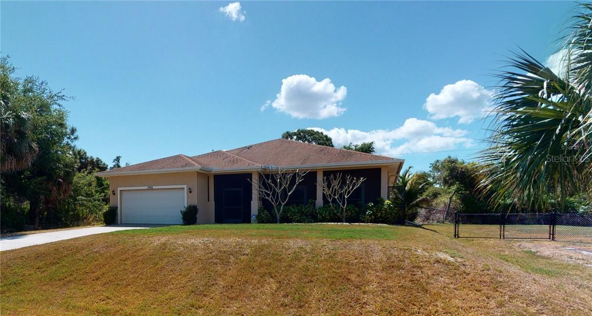 Single Family Home for sale at 11905 Florence Ave, Port Charlotte, FL 33981 - MLS Number is C7441003