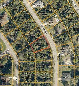 Mcallister Ln, North Port, FL 34288