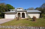 Lake Front, Deep Creek Home - Single Family Home for sale at 25458 Aysen Dr, Punta Gorda, FL 33983 - MLS Number is C7239700